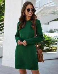 Obleka - koda 3843 - zelená