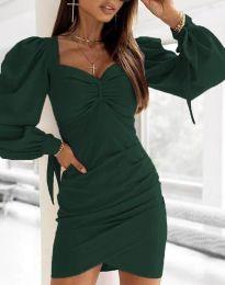 Obleka - koda 0363 - zelená