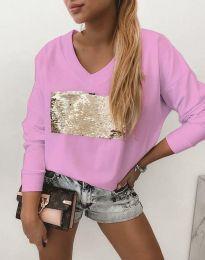 Bluza - koda 4150 - roza