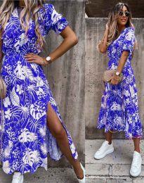 Obleka - koda 6212 - modra