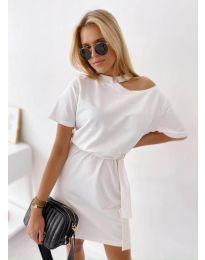 Obleka - koda 022 - bela