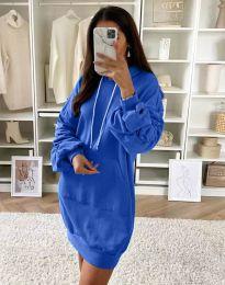 Obleka - koda 2949 - modra