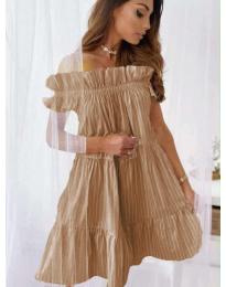 Obleka - koda 0299 - rjava