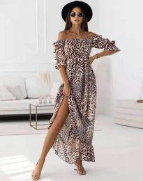 Obleka - koda 6319 - 6 - farebná