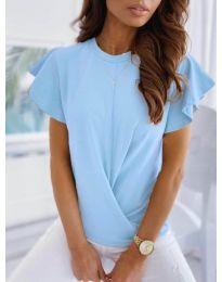 Majica - koda 515 - svetlo modra