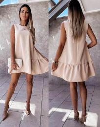 Obleka - koda 3456 - bež