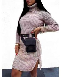 Obleka - koda 6867 - siva