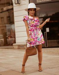Obleka - koda 2503 - farebná