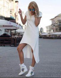 Obleka - koda 5507 - bela