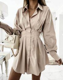 Obleka - koda 8141 - bež
