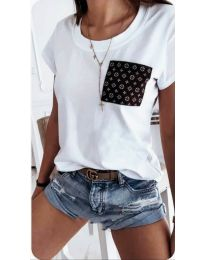 Majica - koda 256 - bela