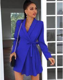 Obleka - koda 0333 - modra