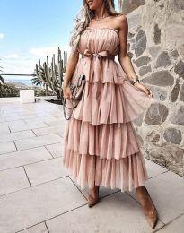 Obleka - koda 1546 - bež
