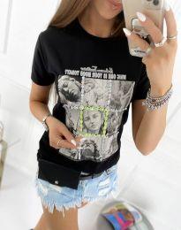 Majica - koda 2353 - bela