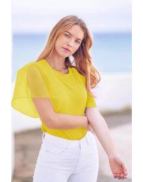 Majica - koda 527 - rumena