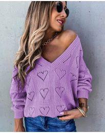 Bluza - koda 137 - vijolična