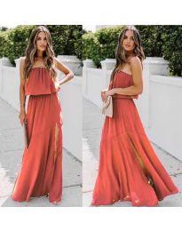 Obleka - koda 061 - rdeča
