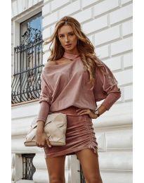 Obleka - koda 8987 - puder