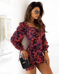 Obleka - koda 2916 - večbarvna