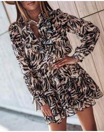 Obleka - koda 6014 - 3 - farebná