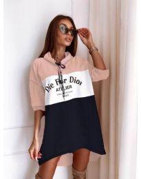 Obleka - koda 9090-5 - farebná