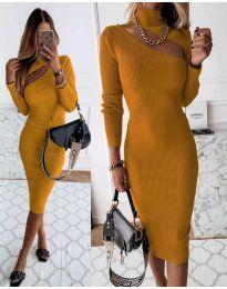 Obleka - koda 149 - gorčica