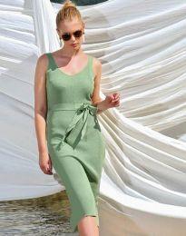 Obleka - koda 2721 - zelena