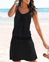 Obleka - koda 91499 - črna