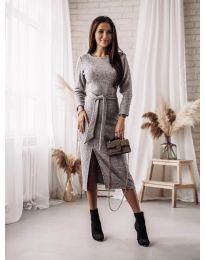 Obleka - koda 9010 - siva