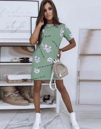 Obleka - koda 2906 - zelena