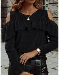 Bluza - koda 4111 - črna