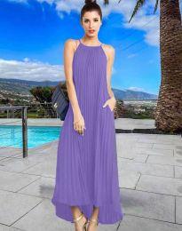 Obleka - koda 6999 vijolična