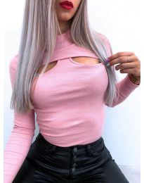 Bluza - koda 1412 - roza