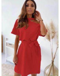 Obleka - koda 0006 - rdeča