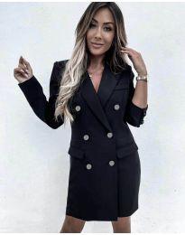 Obleka - koda 5889 - črna