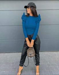 Bluza - koda 2838 - 6 - modra