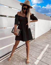 Obleka - koda 7413 - črna