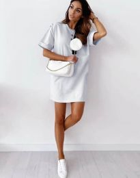 Obleka - koda 2231 - bela