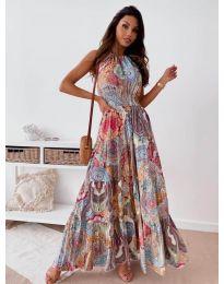 Obleka - koda 2675 - večbarvna