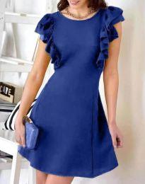 Obleka - koda 7111 - modra