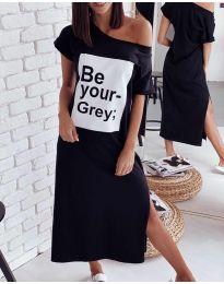 Obleka - koda 0506 - črna