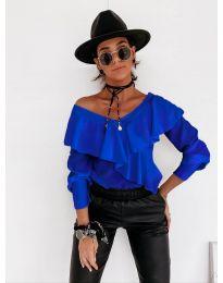 Bluza - koda 6030 - modra