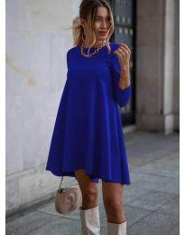 Obleka - koda 371 - modra