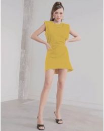 Obleka - koda 625 - gorčica