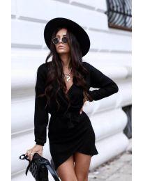 Obleka - koda 395 - črna