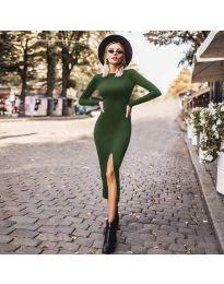 Obleka - koda 4177 - zelena