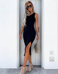 Obleka - koda 0234 - črna