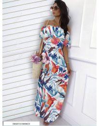 Obleka - koda 354 - bela