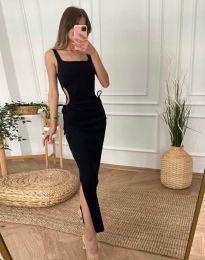 Obleka - koda 1272 - črna