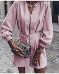 Obleka - koda 820 - roza